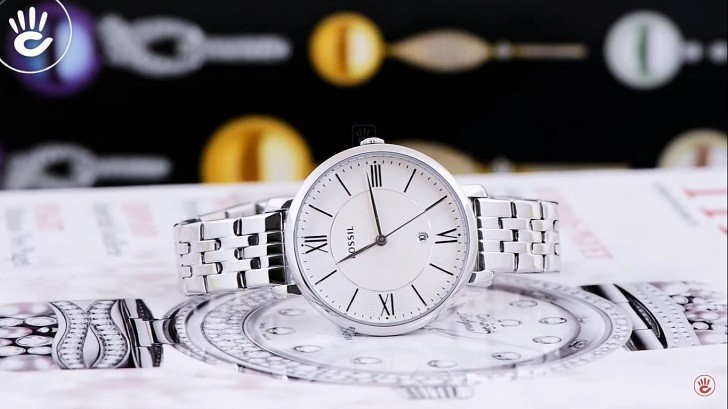 Đồng hồ Fossil ES3433 giá rẻ, thay pin miễn phí trọn đời - Ảnh 1