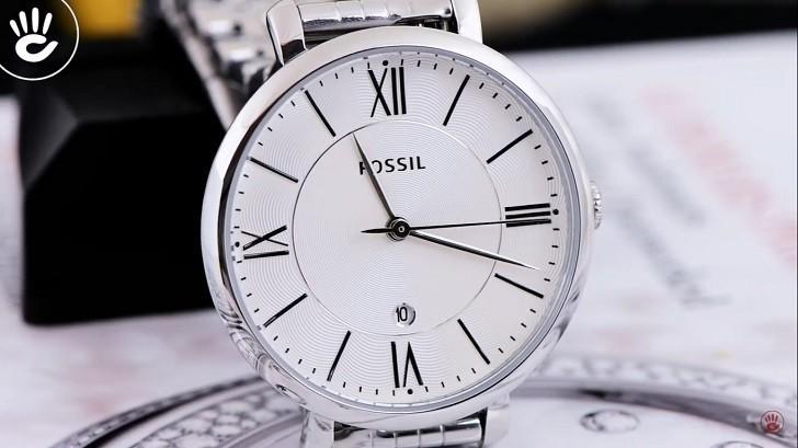Đồng hồ Fossil ES3433 giá rẻ, thay pin miễn phí trọn đời - Ảnh 3