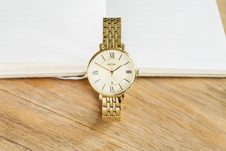 Đồng hồ Fossil ES3434 giá rẻ, thay pin miễn phí trọn đời - Ảnh 2