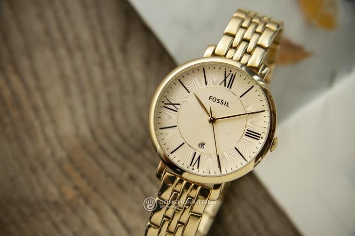 Đồng hồ Fossil ES3434 giá rẻ, thay pin miễn phí trọn đời - Ảnh 1
