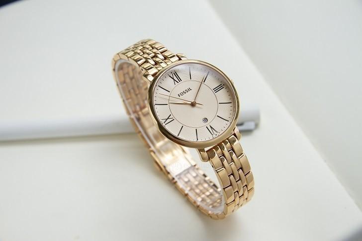 Đồng hồ Fossil ES3435 giá rẻ, thay pin miễn phí trọn đời - Ảnh 2