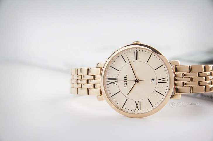 Đồng hồ Fossil ES3435 giá rẻ, thay pin miễn phí trọn đời - Ảnh 3