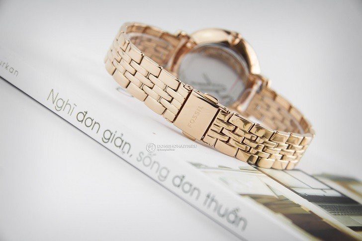 Đồng hồ Fossil ES3435 giá rẻ, thay pin miễn phí trọn đời - Ảnh 5