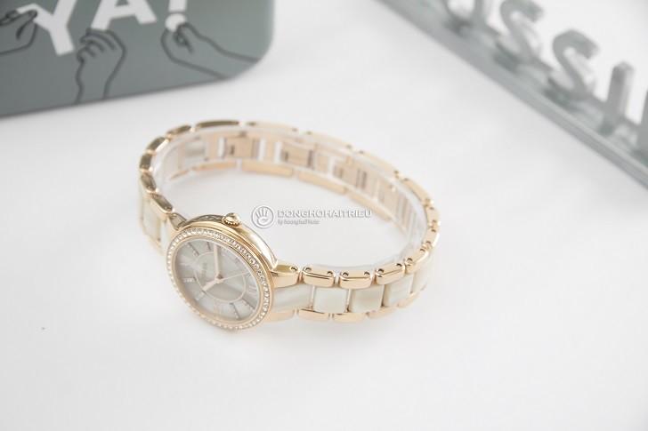 Đồng hồ Fossil ES3716 giá rẻ, thay pin trọn đời miễn phí - Ảnh 2