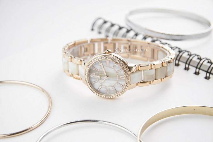 Đồng hồ Fossil ES3716 giá rẻ, thay pin trọn đời miễn phí - Ảnh 3