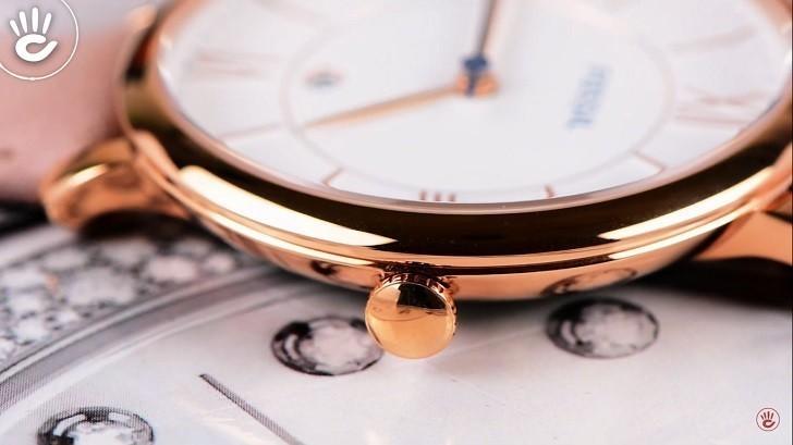 Đồng hồ Fossil ES3988 giá rẻ, thay pin trọn đời miễn phí - Ảnh 3