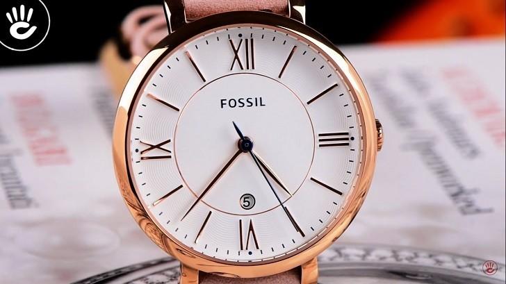 Đồng hồ Fossil ES3988 giá rẻ, thay pin trọn đời miễn phí - Ảnh 4