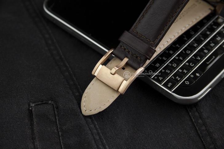 Đồng hồ Fossil FS4991 giá tốt thay pin miễn phí trọn đời - Ảnh 4