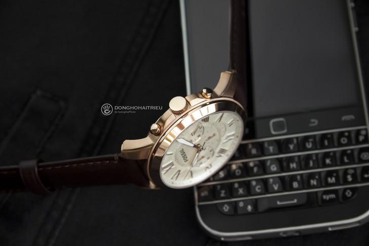 Đồng hồ Fossil FS4991 giá tốt thay pin miễn phí trọn đời - Ảnh 5