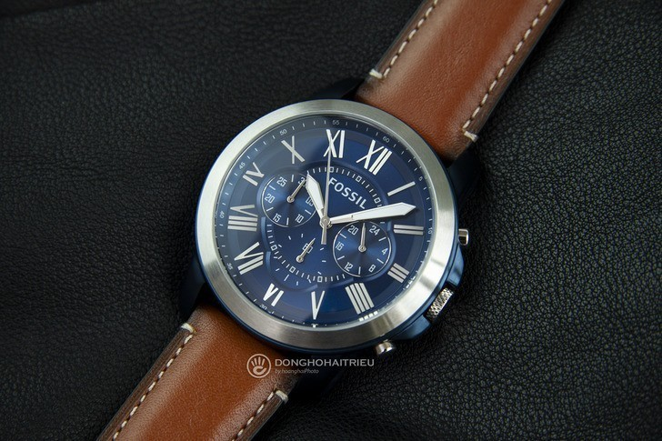 Đồng hồ Fossil FS5151 giá rẻ, thay pin miễn phí trọn đời - Ảnh 1