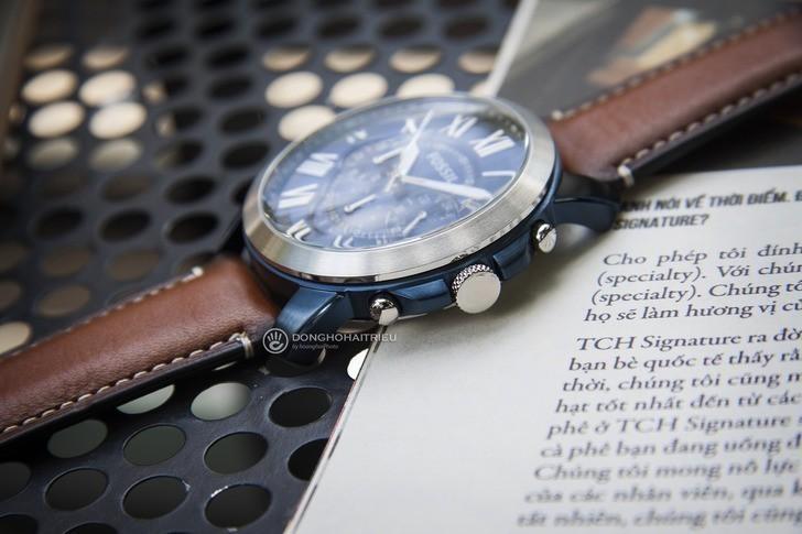 Đồng hồ Fossil FS5151 giá rẻ, thay pin miễn phí trọn đời - Ảnh 2