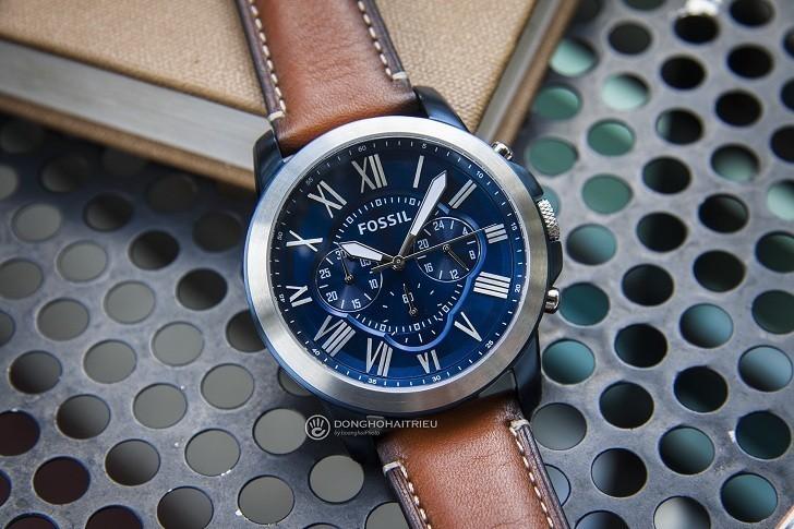 Đồng hồ Fossil FS5151 giá rẻ, thay pin miễn phí trọn đời - Ảnh 6