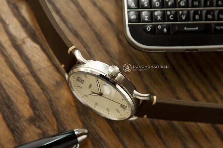 đồng hồ Fossil FS5275: Phong cách lịch lãm trong tầm 4 triệu - Ảnh 5