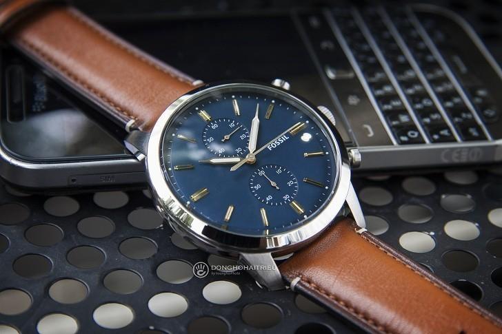 Đồng hồ Fossil FS5279 giá rẻ, thay pin miễn phí trọn đời - Ảnh 2