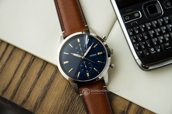 Đồng hồ Fossil FS5279 giá rẻ, thay pin miễn phí trọn đời - Ảnh 3