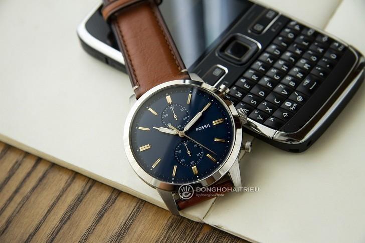 Đồng hồ Fossil FS5279 giá rẻ, thay pin miễn phí trọn đời - Ảnh 6