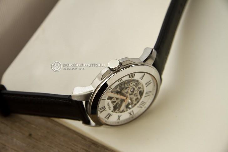 Đồng hồ Fossil ME3101 thiết kế Skeleton có một không hai - Ảnh 5