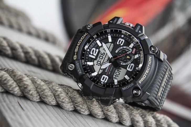 Đồng hồ nam G-Shock GG-1000-1ADR giá rẻ, thay pin miễn phí - Ảnh 1