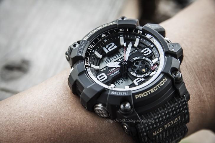 Đồng hồ nam G-Shock GG-1000-1ADR giá rẻ, thay pin miễn phí - Ảnh 2