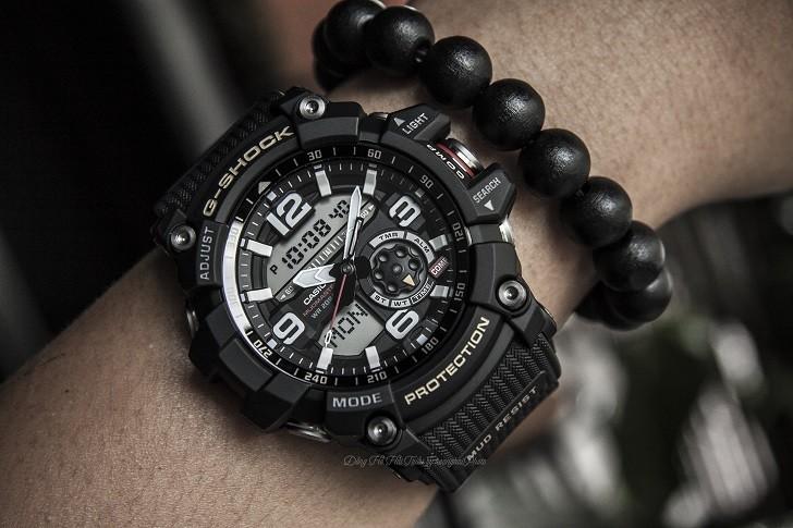 Đồng hồ nam G-Shock GG-1000-1ADR giá rẻ, thay pin miễn phí - Ảnh 3