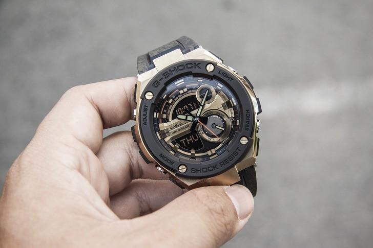 Đồng hồ G-shock GST-200CP-9ADR: Sức mạnh đến từ thiết kế - Ảnh 1