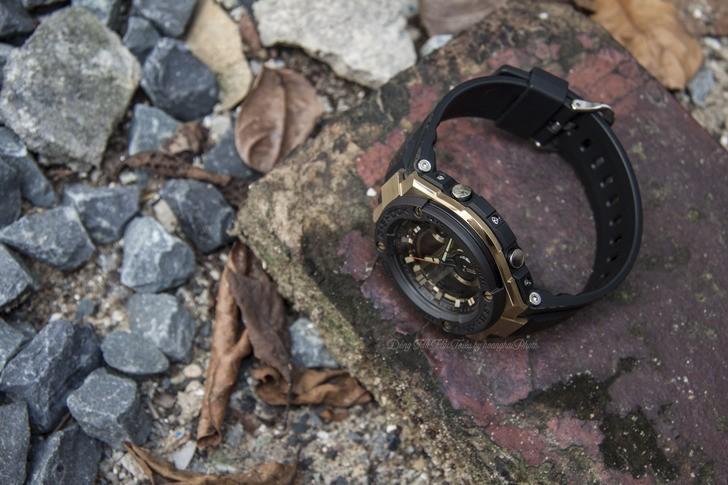 Đồng hồ G-shock GST-200CP-9ADR: Sức mạnh đến từ thiết kế - Ảnh 2