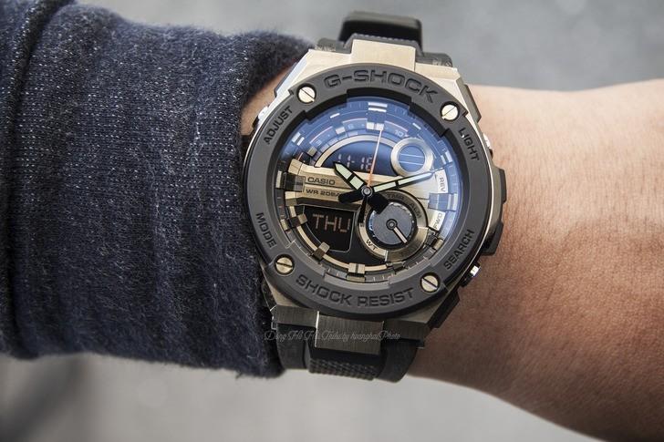 Đồng hồ G-shock GST-200CP-9ADR: Sức mạnh đến từ thiết kế - Ảnh 3