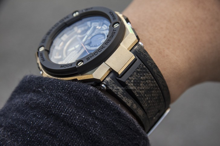 Đồng hồ G-shock GST-200CP-9ADR: Sức mạnh đến từ thiết kế - Ảnh 5