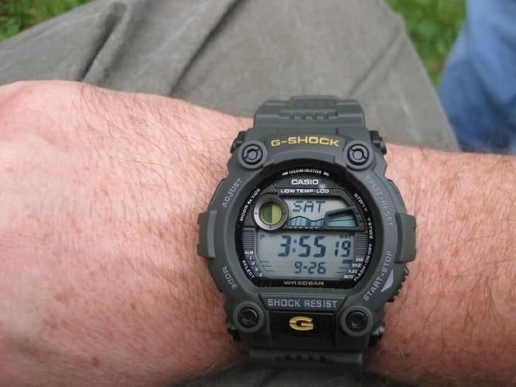 Đồng hồ nam G-Shock G-7900-3DR giá rẻ, thay pin miễn phí - Ảnh 1