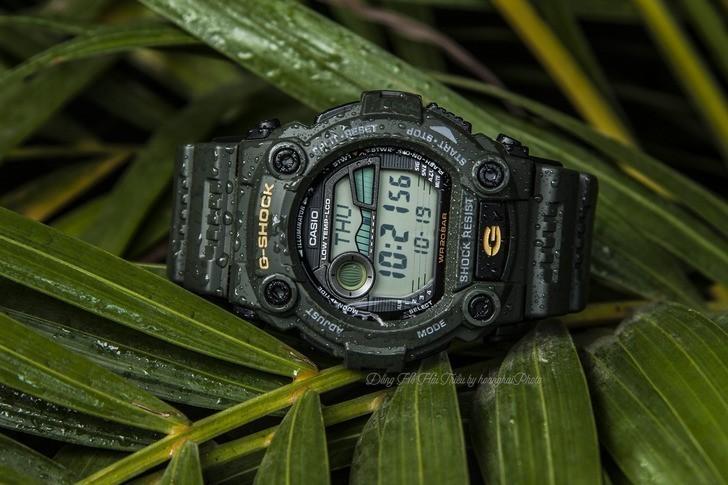 Đồng hồ nam G-Shock G-7900-3DR giá rẻ, thay pin miễn phí - Ảnh 2
