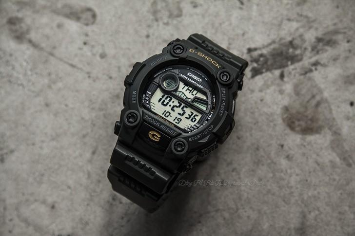 Đồng hồ nam G-Shock G-7900-3DR giá rẻ, thay pin miễn phí - Ảnh 3