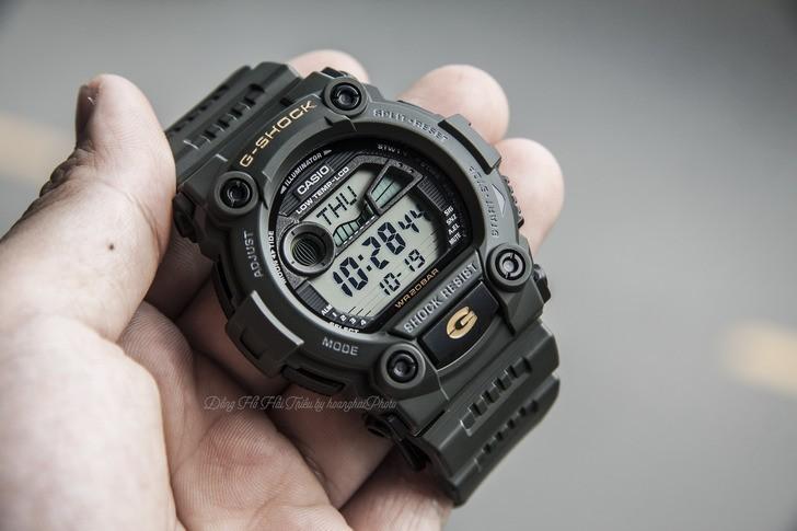 Đồng hồ nam G-Shock G-7900-3DR giá rẻ, thay pin miễn phí - Ảnh 5