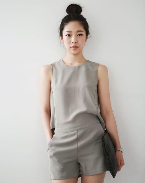 gợi ý các kiểu áo liền quần công sở đẹp 3