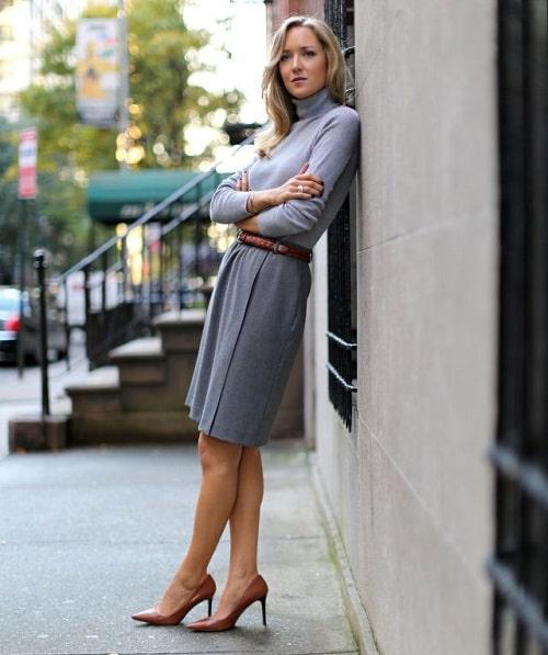 gợi ý thêm cách phối màu quần áo nữ công sở đang hot 3