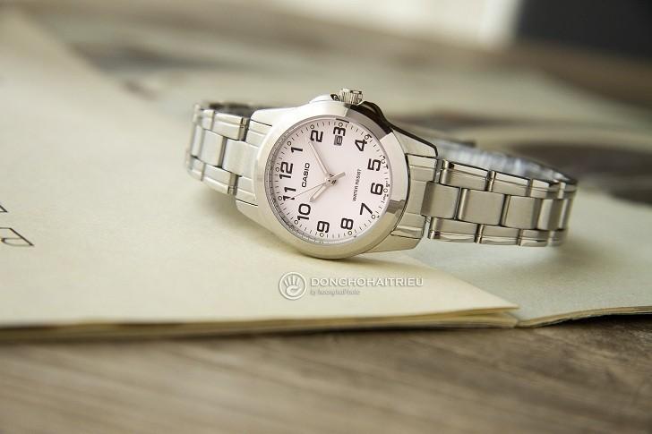 Đồng hồ nữ Casio LTP-1215A-7B2DF giá rẻ thay pin miễn phí - Ảnh 1