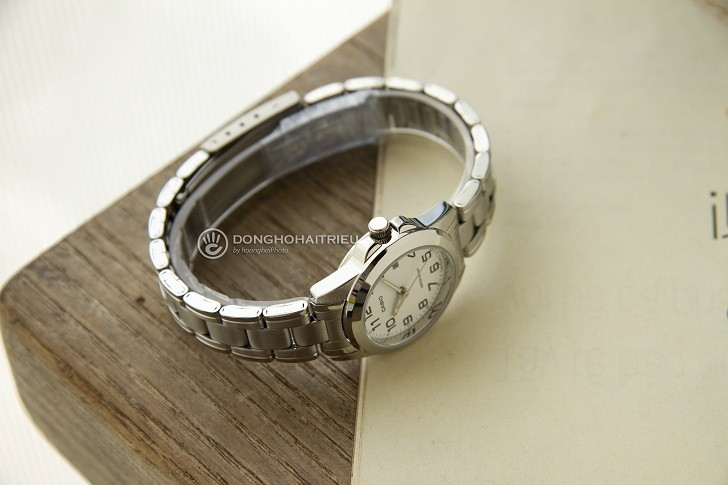 Đồng hồ nữ Casio LTP-1215A-7B2DF giá rẻ thay pin miễn phí - Ảnh 5