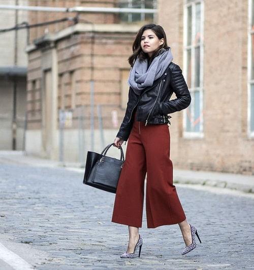 những cách phối màu quần áo nữ công sở cụ thể 5