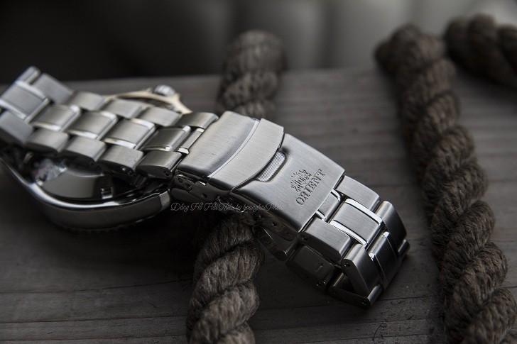 Đồng hồ Orient FAA02004B9 automatic, trữ cót đến 40 giờ - Ảnh 6