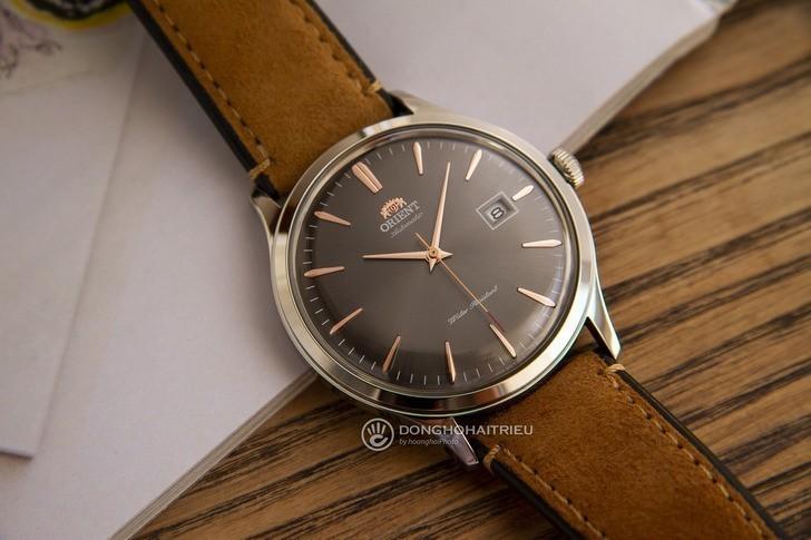 Đồng hồ Orient FAC08003A0 máy Nhật trữ cót mạnh mẽ 40 giờ - Ảnh 1