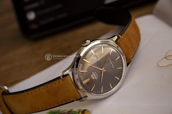 Đồng hồ Orient FAC08003A0 máy Nhật trữ cót mạnh mẽ 40 giờ - Ảnh 2