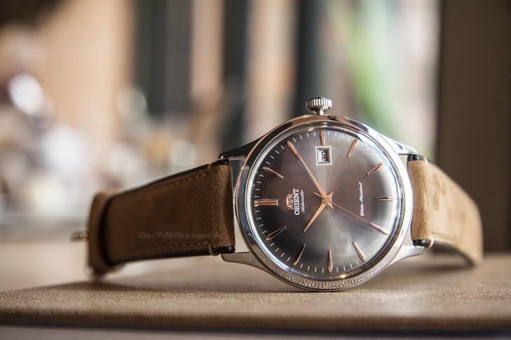 Đồng hồ Orient FAC08003A0 máy Nhật trữ cót mạnh mẽ 40 giờ - Ảnh 3