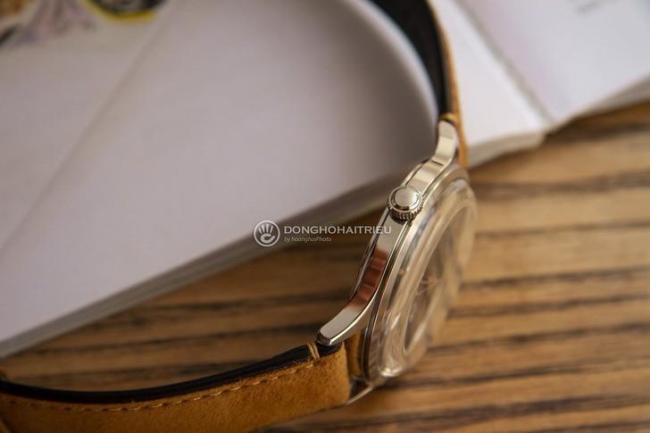 Đồng hồ Orient FAC08003A0 máy Nhật trữ cót mạnh mẽ 40 giờ - Ảnh 5