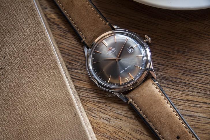 Đồng hồ Orient FAC08003A0 máy Nhật trữ cót mạnh mẽ 40 giờ - Ảnh 6