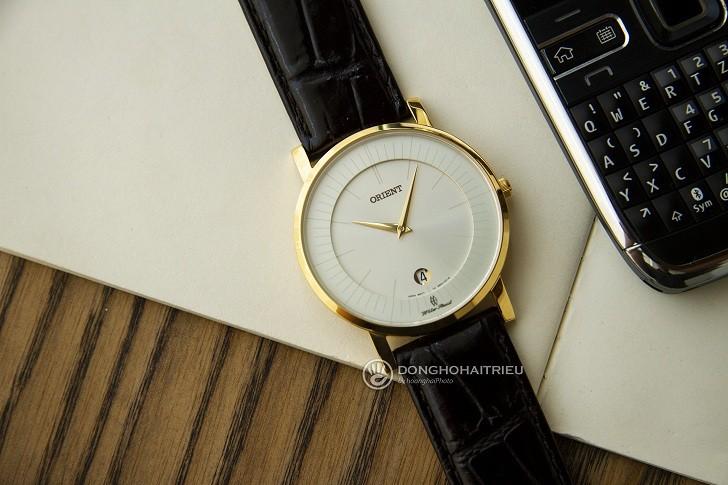 Đồng Hồ Orient FGW01008W0 Mạ Vàng Cao Cấp Cùng Máy Pin 3