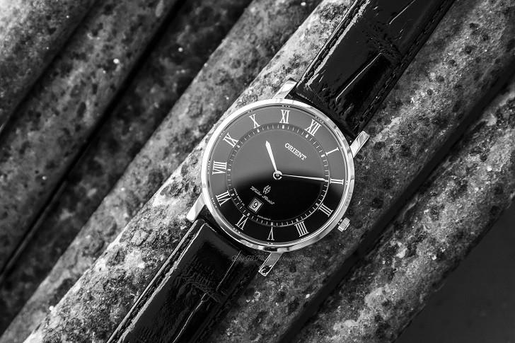 Đồng hồ Orient FGW0100GB0 trang bị kính Sapphire chống trầy - Ảnh 1