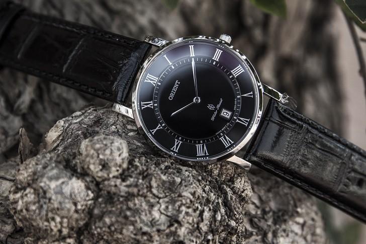 Đồng hồ Orient FGW0100GB0 trang bị kính Sapphire chống trầy - Ảnh 2