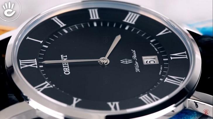 Đồng hồ Orient FGW0100GB0 trang bị kính Sapphire chống trầy - Ảnh 3