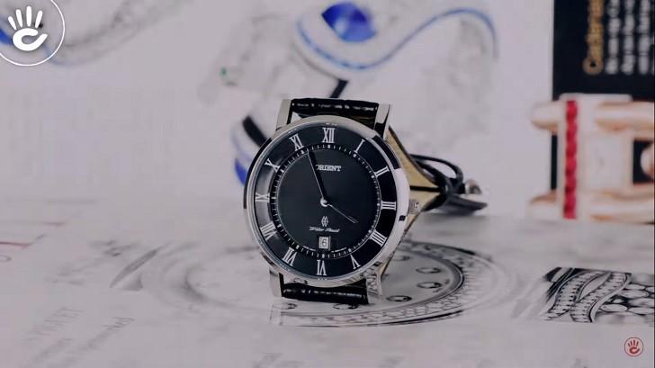 Đồng hồ Orient FGW0100GB0 trang bị kính Sapphire chống trầy - Ảnh 7