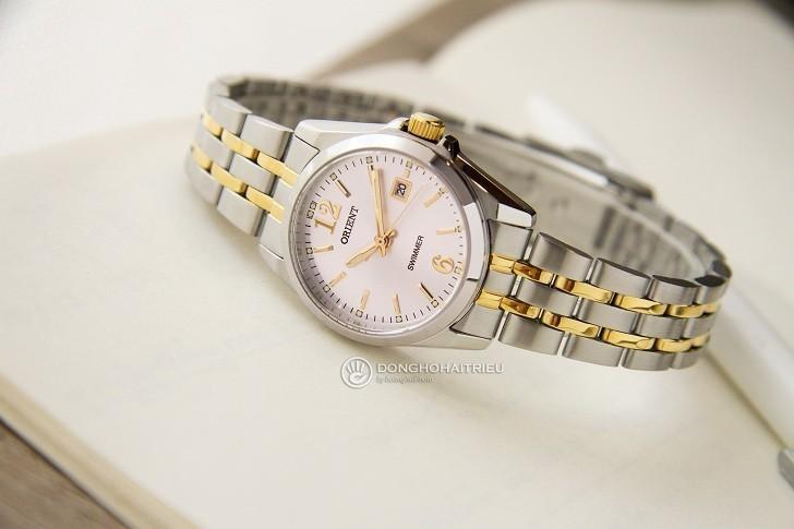 Đồng hồ nữ Orient SSZ3W002W0 giá rẻ thay pin miễn phí - Ảnh 1