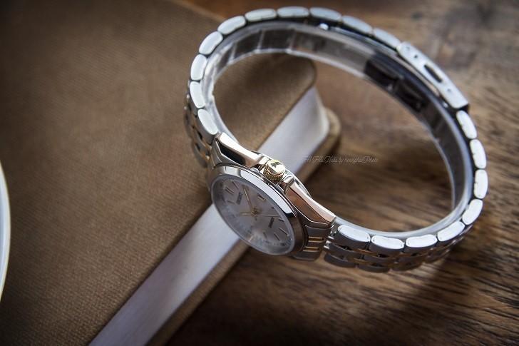 Đồng hồ nữ Orient SSZ3W002W0 giá rẻ thay pin miễn phí - Ảnh 3